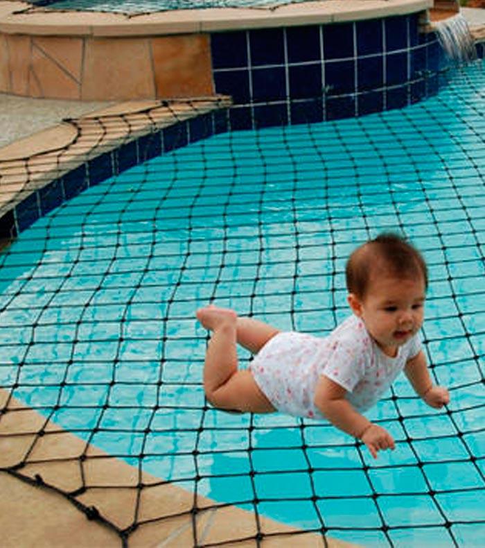 Proteccion para balcones cheap fabulous red de proteccion for Proteccion de piscinas